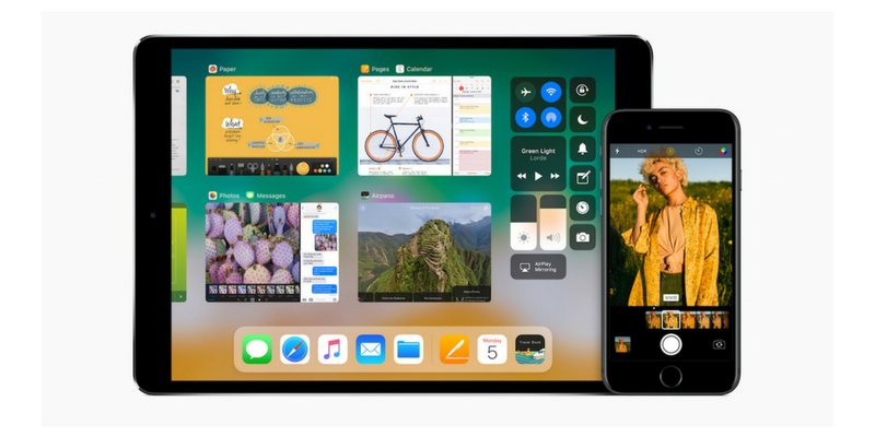 iOS 11: Video opname pauzeren en herstarten