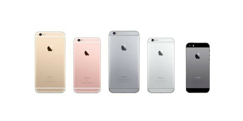 'Apple presenteert nieuwe iPhone SE in 2018'