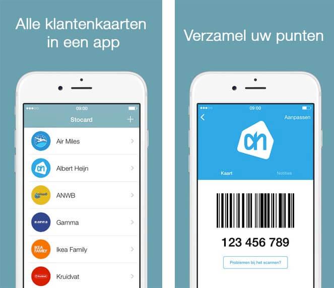 Stocard App Al Je Klantenkaarten In één Klik